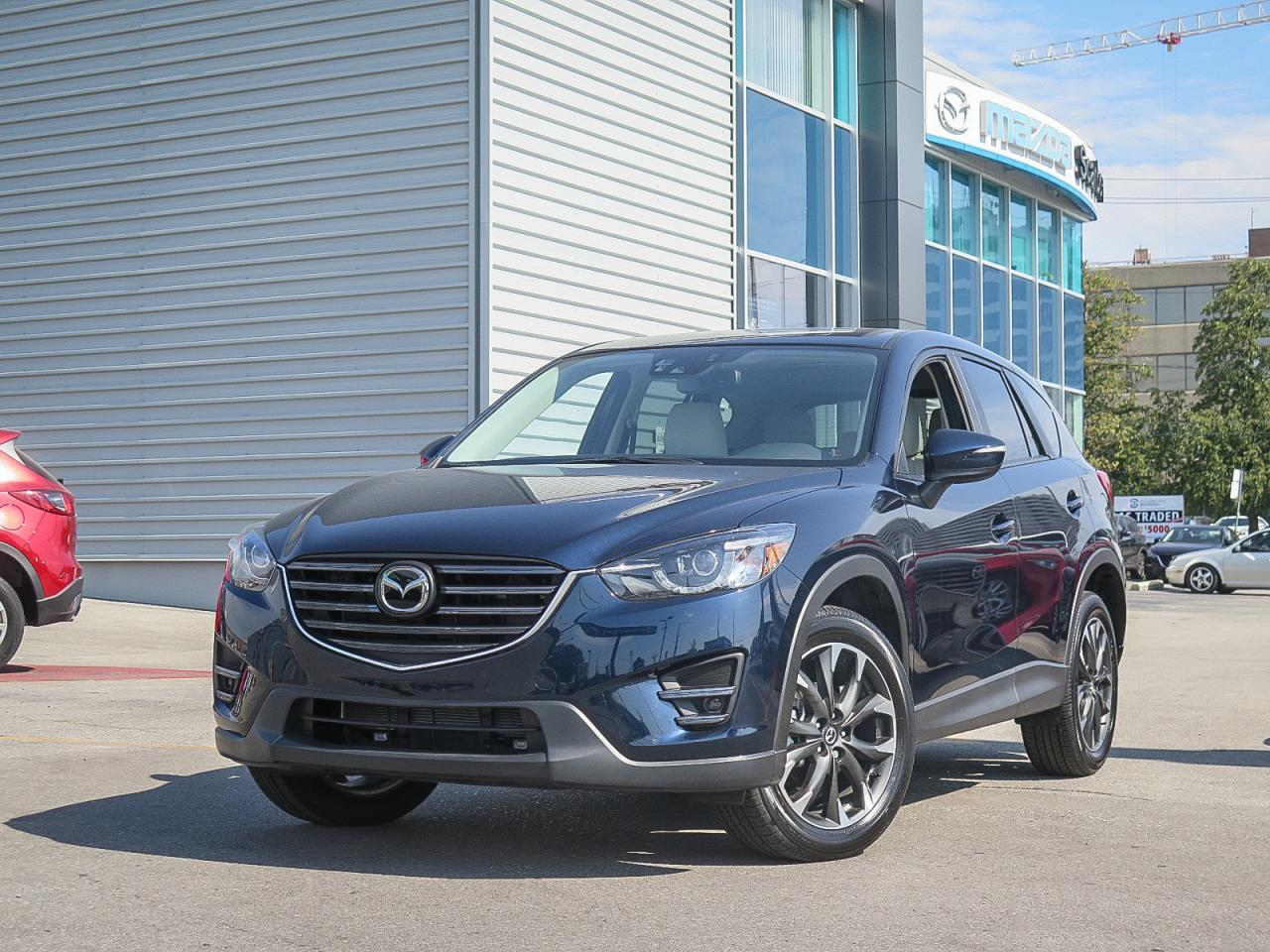 2016 Mazda CX-5 GT TECH FINANCE @0.9%