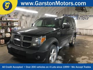 Used 2007 Dodge Nitro SE****AS IS CONDITION AND APPEARANCE****KEYLESS ENTRY*POWER WINDOWS/LOCKS/MIRRORS*CLIMATE CONTROL*AM/FM/CD/AUX* for sale in Cambridge, ON