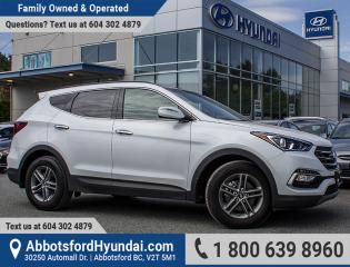 Used 2017 Hyundai Santa Fe Sport 2.4 SE ACCIDENT FREE for sale in Abbotsford, BC