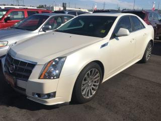 Used 2010 Cadillac CTS 3.6L for sale in Whitby, ON