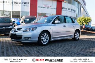 Used 2007 Mazda MAZDA3 Sport GS at for sale in Vancouver, BC