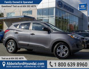 Used 2014 Hyundai Tucson GL ACCIDENT FREE & BC OWNED for sale in Abbotsford, BC