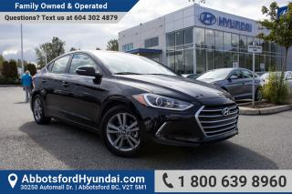 Used 2017 Hyundai Elantra GL GREAT CONDITION for sale in Abbotsford, BC