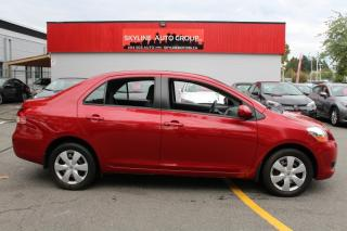 Used 2008 Toyota Yaris 4dr Sdn Auto S (Natl) for sale in Surrey, BC