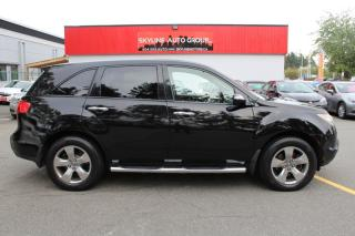 Used 2007 Acura MDX 4WD 4dr Elite Pkg for sale in Surrey, BC