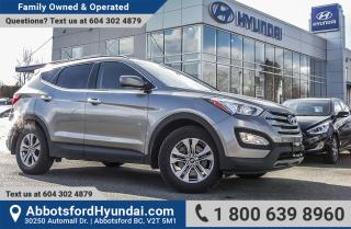 Used 2014 Hyundai Santa Fe Sport 2.4 Premium BC OWNED for sale in Abbotsford, BC