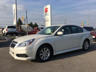 Used 2013 Subaru Legacy 2.5i w/Touring Pkg ~AWD ~Power Seat ~Heated Seats for sale in Barrie, ON
