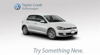 New 2018 Volkswagen Golf 5-Dr 1.8T Trendline 6sp at w/Tip for sale in Orleans, ON