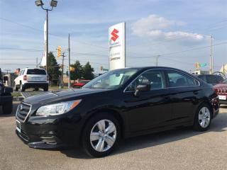 Used 2017 Subaru Legacy 2.5i All-Wheel Drive ~Low Km ~RearView Camera for sale in Barrie, ON