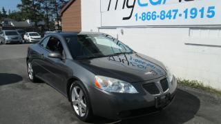 Used 2006 Pontiac G6 GTP for sale in Richmond, ON