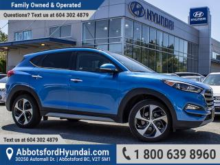 Used 2017 Hyundai Tucson SE BC OWNED & ACCIDENT FREE for sale in Abbotsford, BC