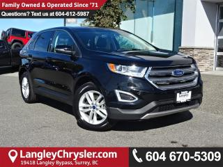 Used 2016 Ford Edge SEL *ONE OWNER*LOCAL BC SUV* for sale in Surrey, BC
