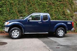 Used 2006 Nissan Frontier King Cab Nismo Off Road 4x4 for sale in Vancouver, BC