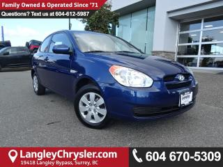 Used 2011 Hyundai Accent GL *ACCIDENT FREE * DEALER INSPECTED * for sale in Surrey, BC