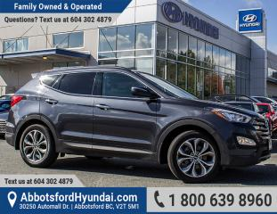 Used 2016 Hyundai Santa Fe Sport 2.0T Limited GREAT CONDITION & ACCIDENT FREE for sale in Abbotsford, BC
