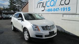 Used 2015 Cadillac SRX Luxury for sale in Richmond, ON