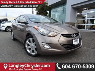 Used 2011 Hyundai Elantra Limited *ACCIDENT FREE * LOCAL BC CAR * for sale in Surrey, BC
