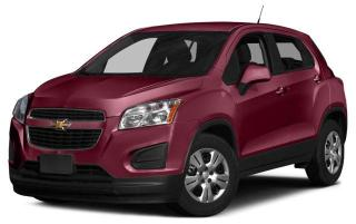 Used 2015 Chevrolet Trax 1LT for sale in Gloucester, ON