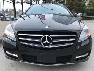 Used 2012 Mercedes-Benz R-Class DIESEL,7 PASS,LOCAL,NO ACCIDENT for sale in Vancouver, BC
