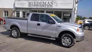 Used 2007 Ford F-150 XLT for sale in Mono, ON