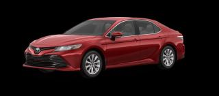 New 2018 Toyota Camry LE for sale in Renfrew, ON