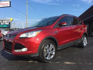 Used 2013 Ford Escape SEL for sale in Cobourg, ON