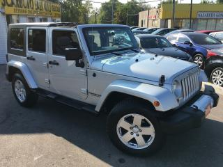 Used 2008 Jeep Wrangler Sahara for sale in Scarborough, ON