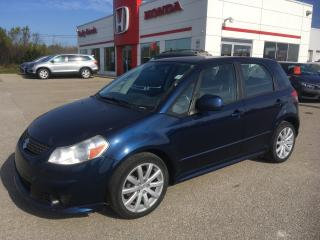 Used 2010 Suzuki SX4 Sport for sale in Smiths Falls, ON