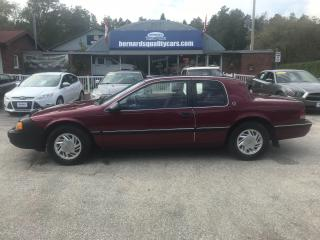 Used 1989 Mercury Cougar LS for sale in Flesherton, ON