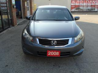 Used 2008 Honda Accord EX-L for sale in Scarborough, ON