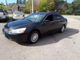 Used 2004 Honda Accord LX for sale in Guelph, ON