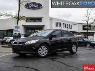 Used 2013 Ford Focus SE, 1.9% 5YR FIN O.A.C PLUS WARRANTY for sale in Mississauga, ON