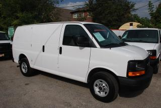 Used 2014 GMC Savana 2500 3/4 TON VAN LOADED, BACK WINDOW ONLY, ACCESORIES for sale in Woodbridge, ON