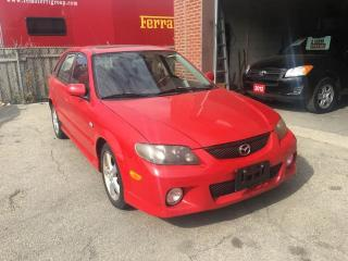 Used 2003 Mazda Protege5 ES for sale in North York, ON