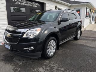 Used 2011 Chevrolet Equinox LT for sale in Kingston, ON