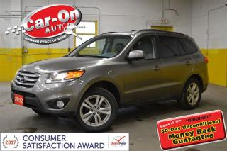 Used 2012 Hyundai Santa Fe GL SPORT AWD LEATHER SUNROOF FULL PWR GRP LOADED for sale in Ottawa, ON