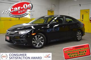 Used 2016 Honda Civic EX PWR GRP SUNROOF ALLOYS REMOTE START LOADED for sale in Ottawa, ON