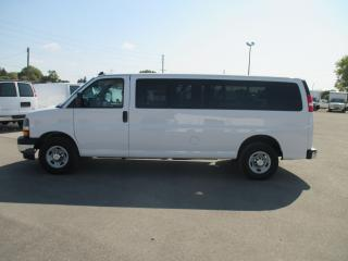 Used 2017 Chevrolet Express 3500 155 IN.W/BASE.15 PASSENGER for sale in London, ON