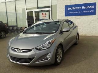 Used 2016 Hyundai Elantra GL for sale in Edmonton, AB