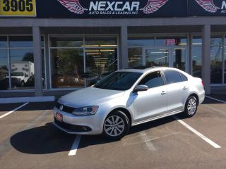 Used 2014 Volkswagen Jetta 2.0L COMFORTLINE AUT0 A/C SUNROOF 59K for sale in North York, ON