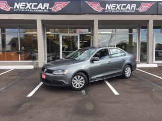 Used 2014 Volkswagen Jetta 2.0L TRENDLINE AUT0 A/C CRUISE H/SEATS 91K for sale in North York, ON