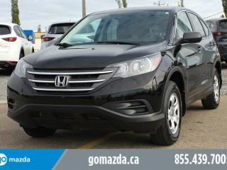 Used 2014 Honda CR-V LX AWD HEATED SEATS BACKUP CAMERA POWER WINDOWS AND DOOR LOCKS for sale in Edmonton, AB