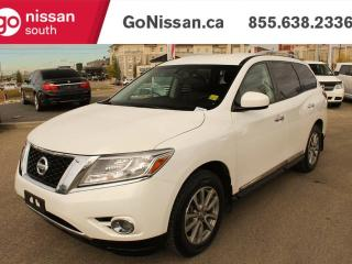 Used 2014 Nissan Pathfinder LEATHER, HEATED SEATS, 7 PASSENGER for sale in Edmonton, AB