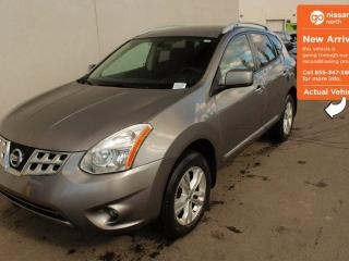Used 2012 Nissan Rogue SV 4dr All-wheel Drive for sale in Edmonton, AB