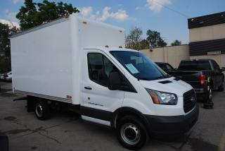 Used 2015 Ford TRANSIT-250 12 FT CUBE LOADED, PULL-OUT RAMP for sale in Woodbridge, ON