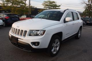 Used 2016 Jeep Compass High Altitude for sale in North York, ON