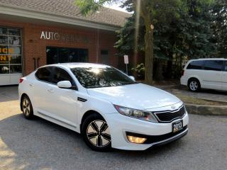 Used 2013 Kia Optima Hybrid,Loaded,CERTIFIED for sale in Concord, ON