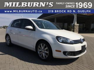 Used 2012 Volkswagen Golf Highline for sale in Guelph, ON