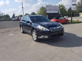 Used 2010 Subaru Outback 3.6R w/Limited Pkg/Multimedia for sale in Komoka, ON
