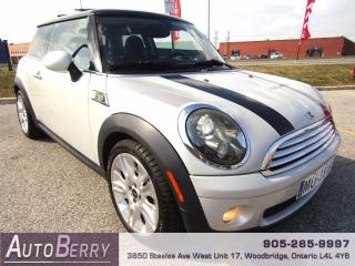 Used 2010 MINI Cooper CAMDEN EDITION - 6 SPEED - PANO for sale in Woodbridge, ON